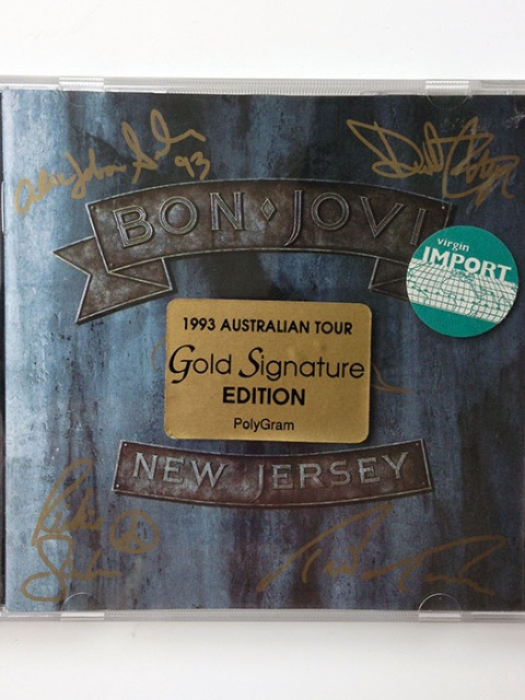 NEW JERSEY - Australian Gold Signature Edition (836 345-2)