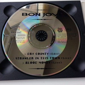 DRY COUNTY - European 2-CD Signature Digipack 1994.