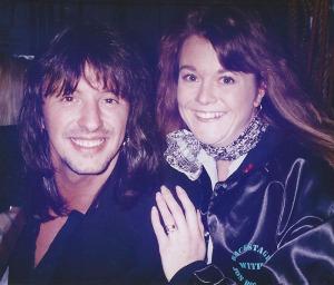 Sue & Richie Sambora, 1994