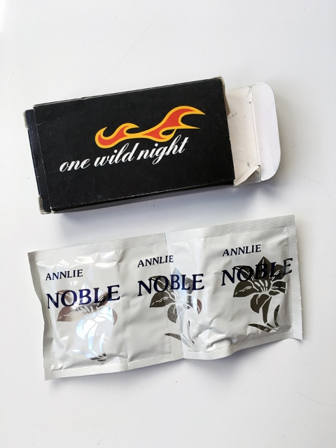 Bon Jovi One Wild Night Condoms - www..bonjovisale.com