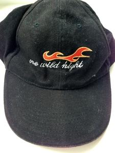 Bon Jovi Baseball Cap - One Wild Night Tour. 2001.